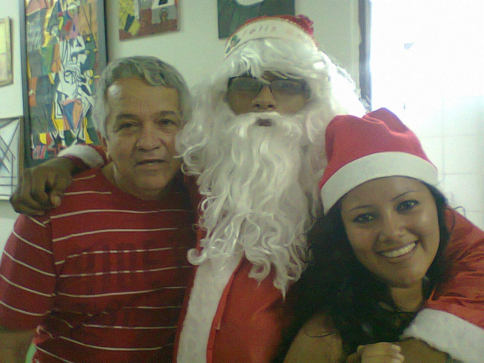 Eu pensei que todo mundo fosse filho de Papai Noel | Diário